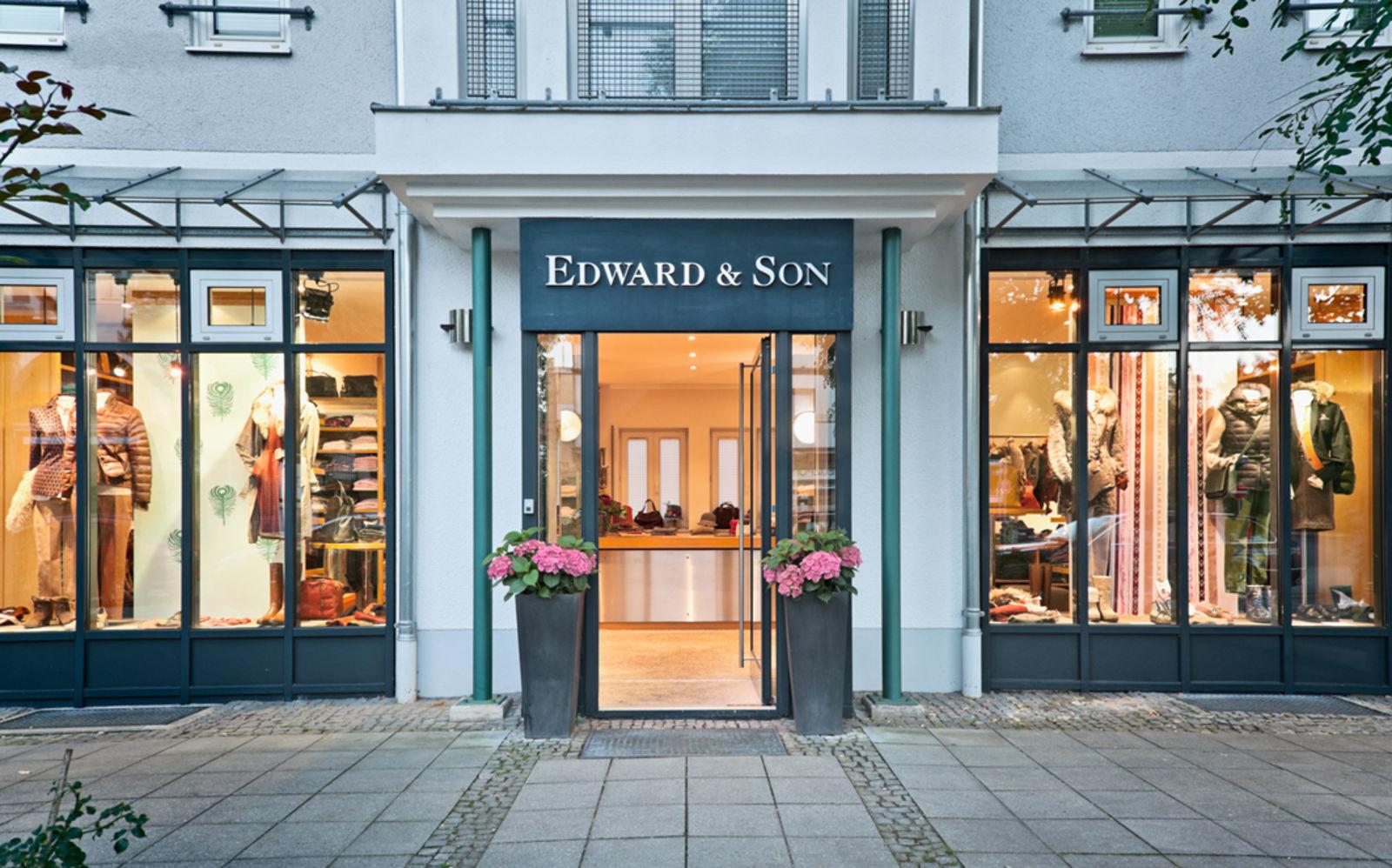 Edward & Son in München (Bild 1)