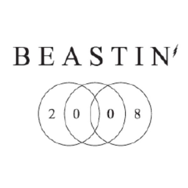 BEASTIN' Logo