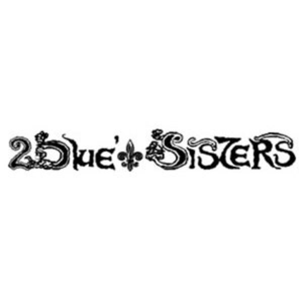2 Blue Sisters Logo