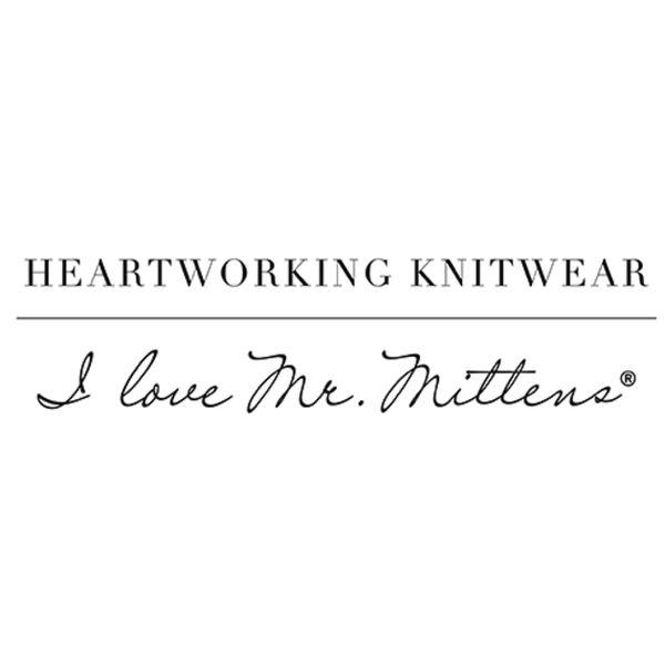 I love Mr. Mittens Logo