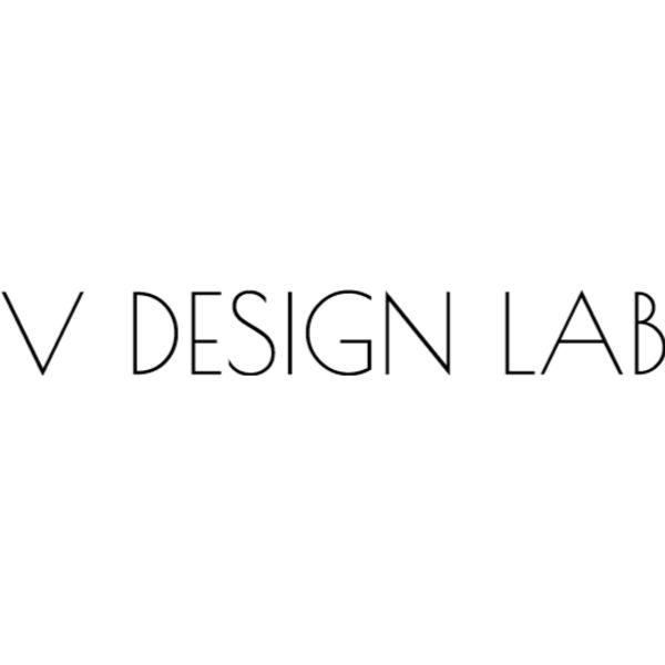 V DESIGN LAB Logo