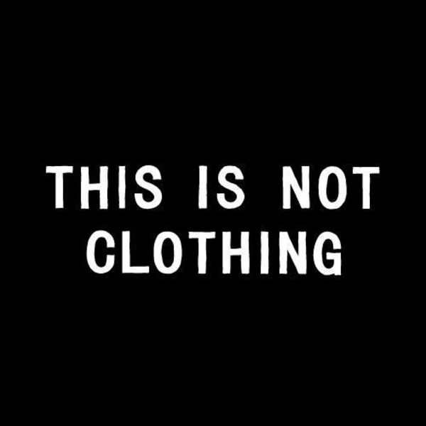 This Is Not Clothing Logo