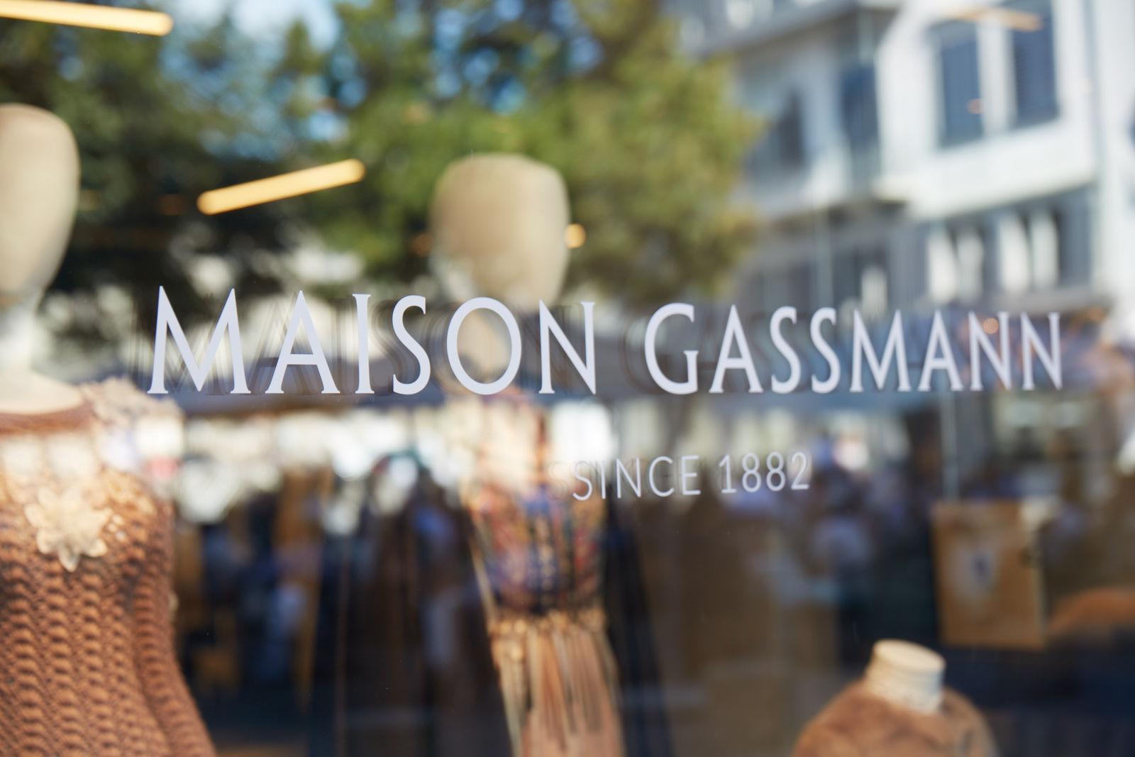 MAISON GASSMANN à Zurich (Bild 1)