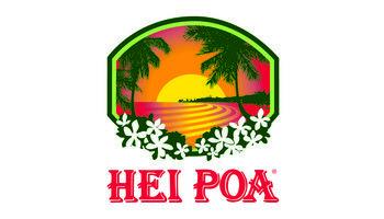 Hei Poa Monoí Logo