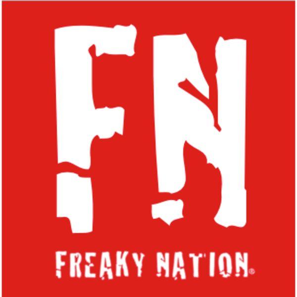 FREAKY NATION Logo