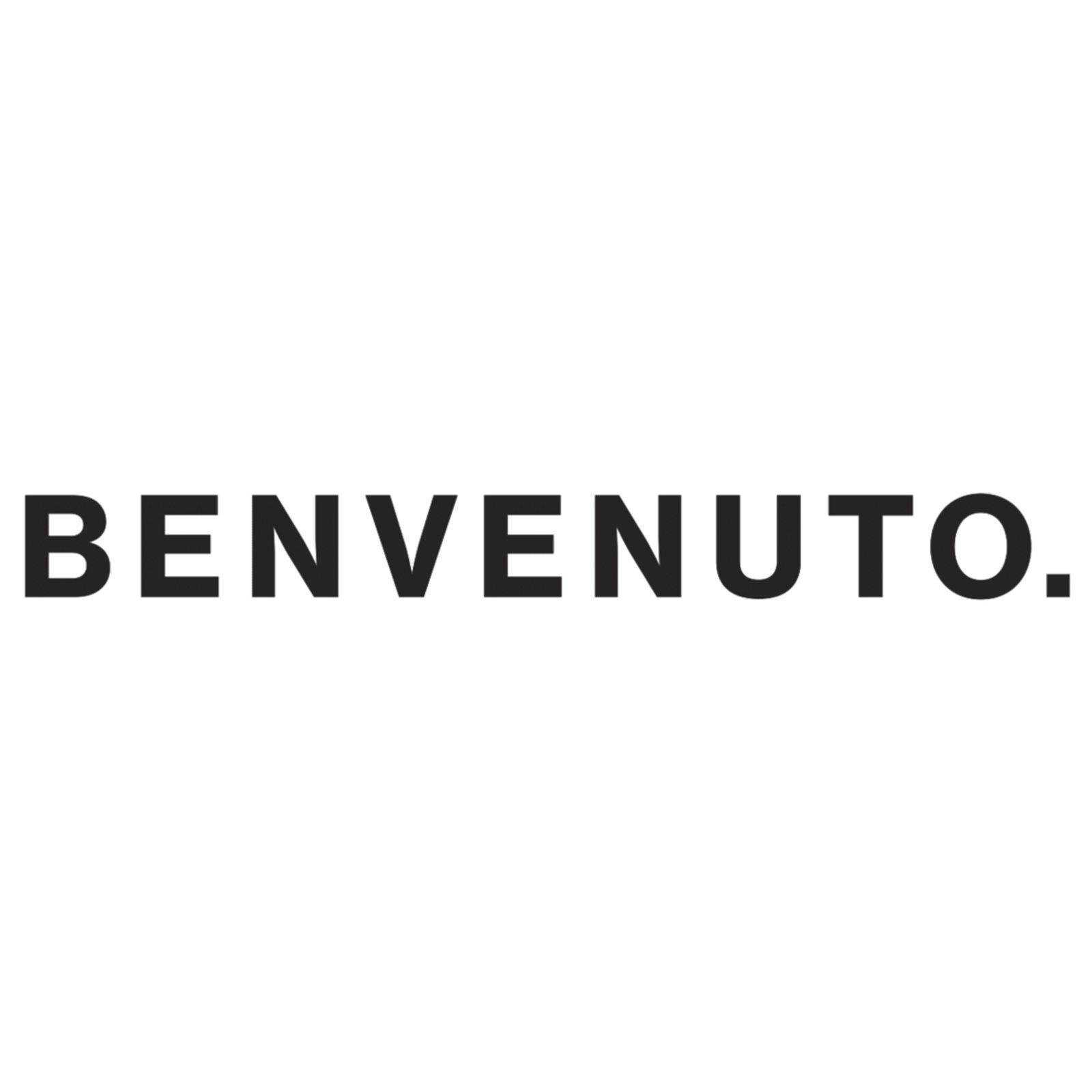 BENVENUTO.
