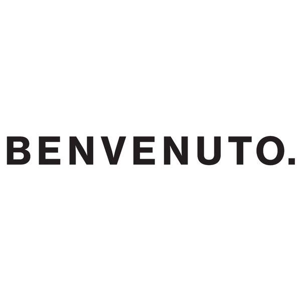 BENVENUTO. Logo