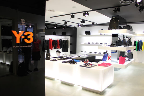 Y-3 Store at mientus FLAGSHIP STORE