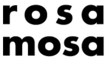 rosa mosa Logo