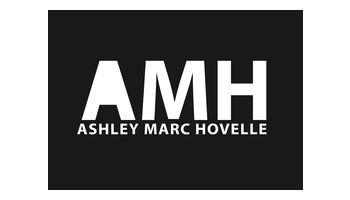 AMH ASHLEY MARC HOVELLE Logo