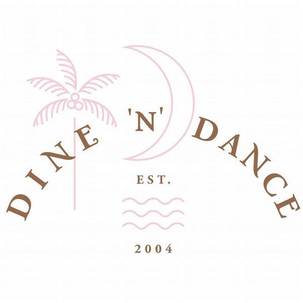 Dine'n Dance Logo
