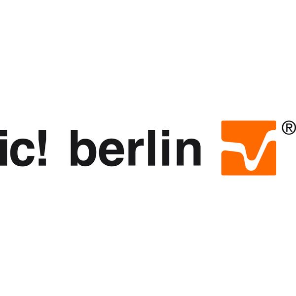 ic! berlin Logo