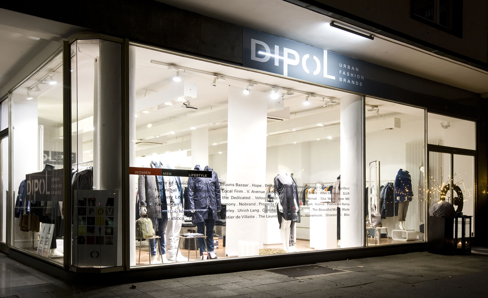 dipol - urban fashion brands in Mannheim (Bild 16)