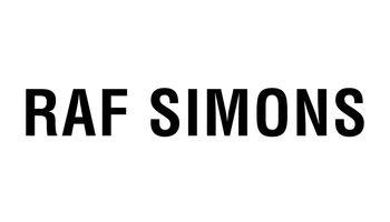 RAF SIMONS Logo