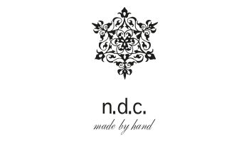n.d.c made by hand Logo