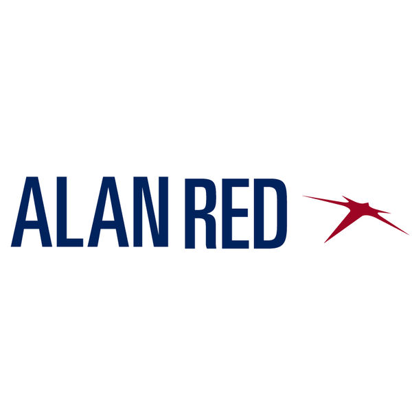 ALAN RED Logo
