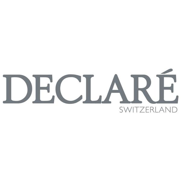 DECLARÉ SWITZERLAND Logo