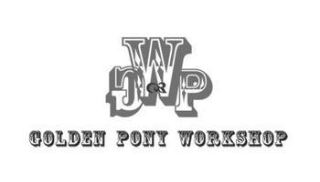 GOLDEN PONY WORKSHOP Logo
