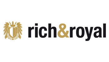 rich & royal Logo