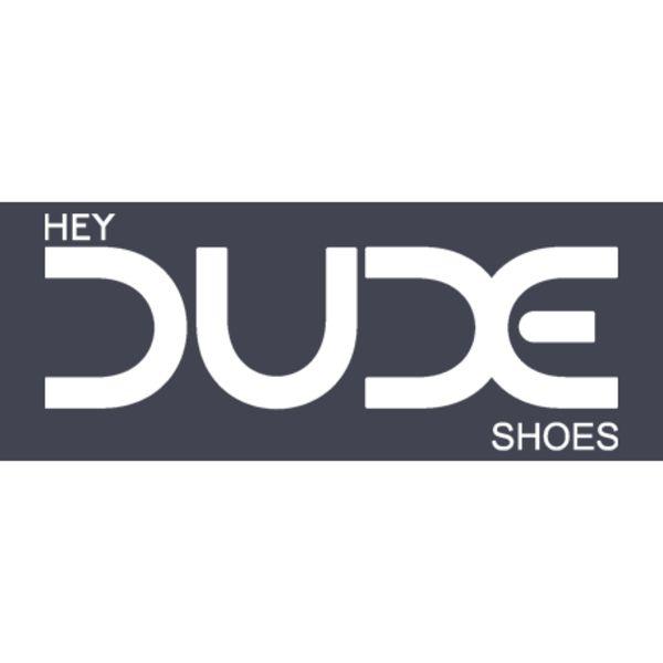 HEY DUDE Logo