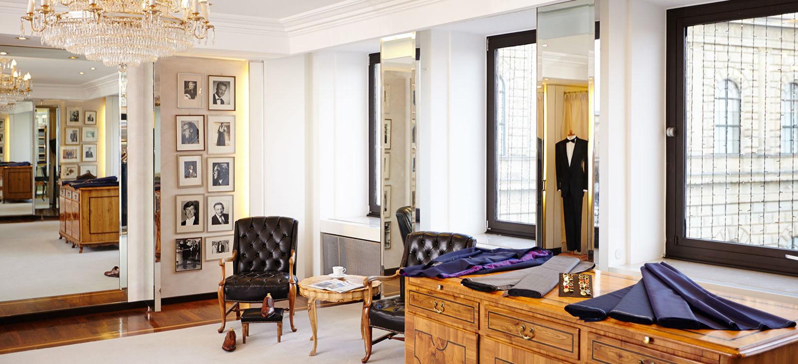 Max Dietl Haute Couture na Munique (Bild 3)