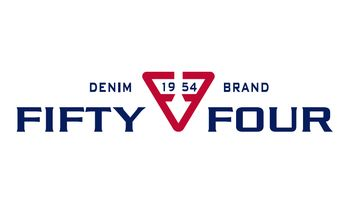 FIFTY FOUR Logo