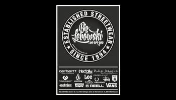 BIG LEBOWSKI Logo