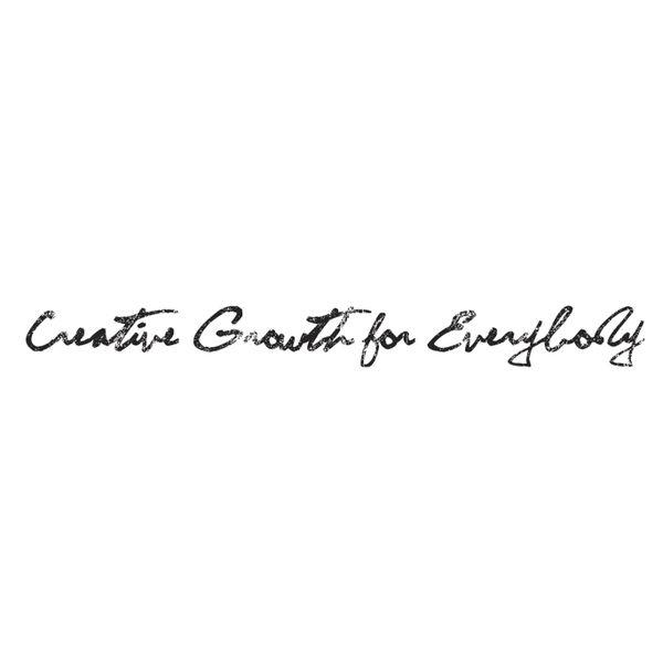 CREATIVE GROWTH Logo