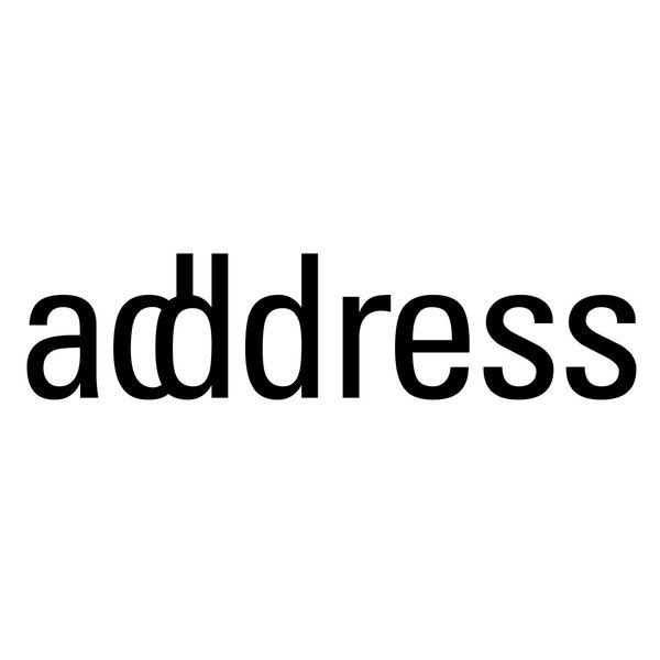adddress Logo