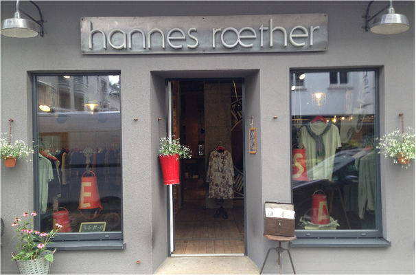 hannes roether store