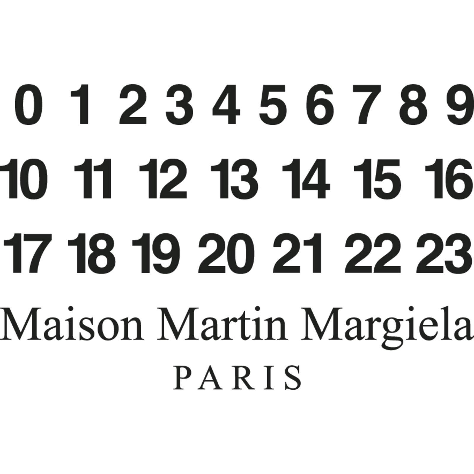 Maison Margiela Homme (Bild 1)