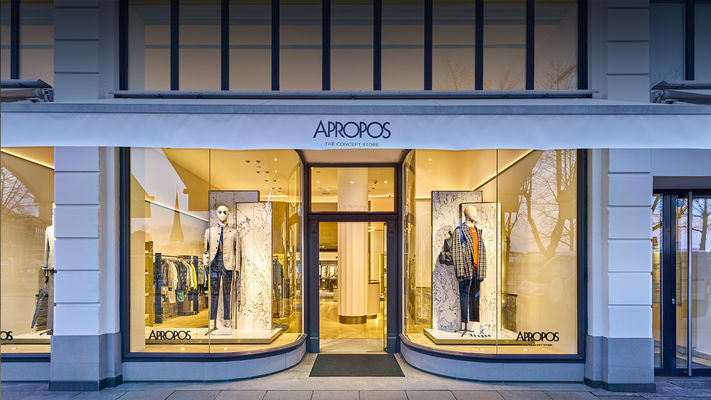 APROPOPS The Concept Store