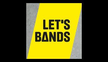 LET'S BANDS Logo