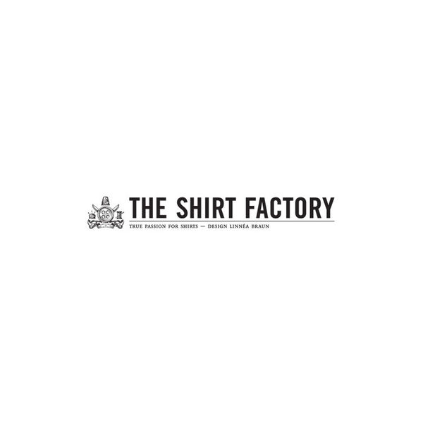 THE SHIRT FACTORY Logo