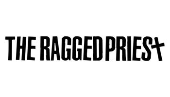 THE RAGGED PRIEST Logo