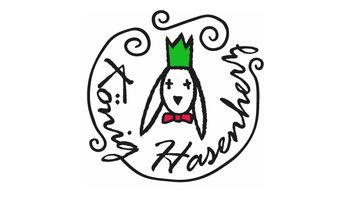 König Hasenherz Logo