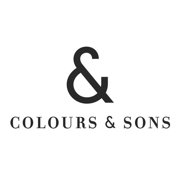 Afbeeldingsresultaat voor colours and sons logo