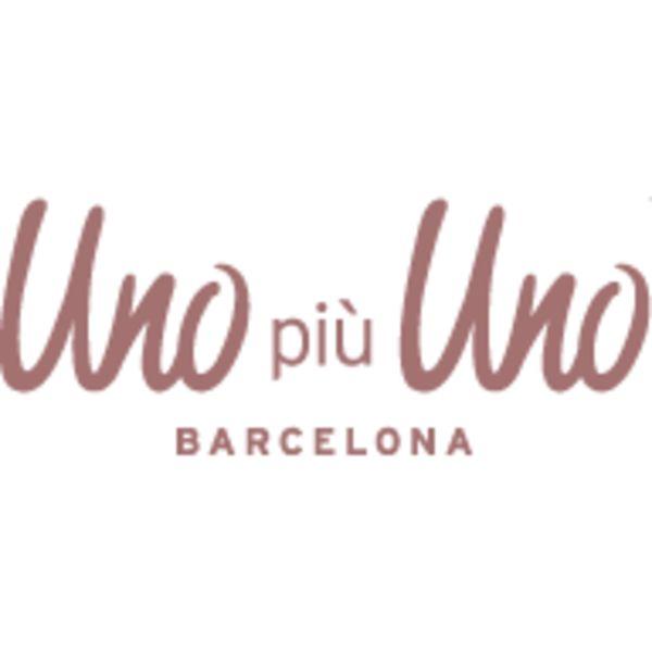 uno più uno Logo