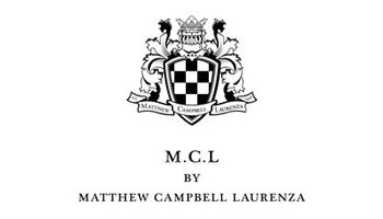 M.C.L. by Matthew Campbell Laurenza Logo
