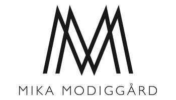 MIKA MODDIGÅRD Logo