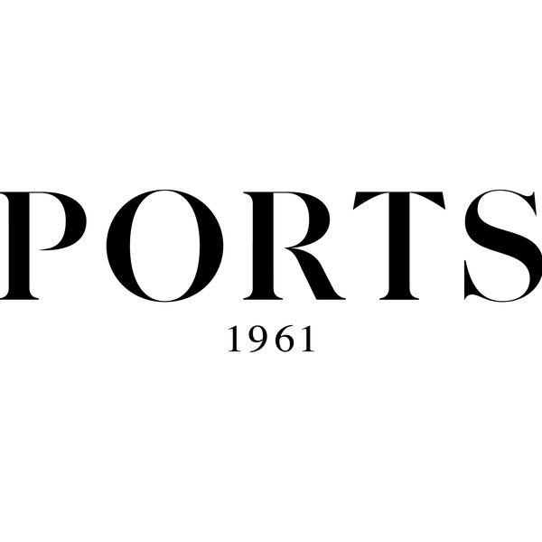 PORTS 1961 Logo