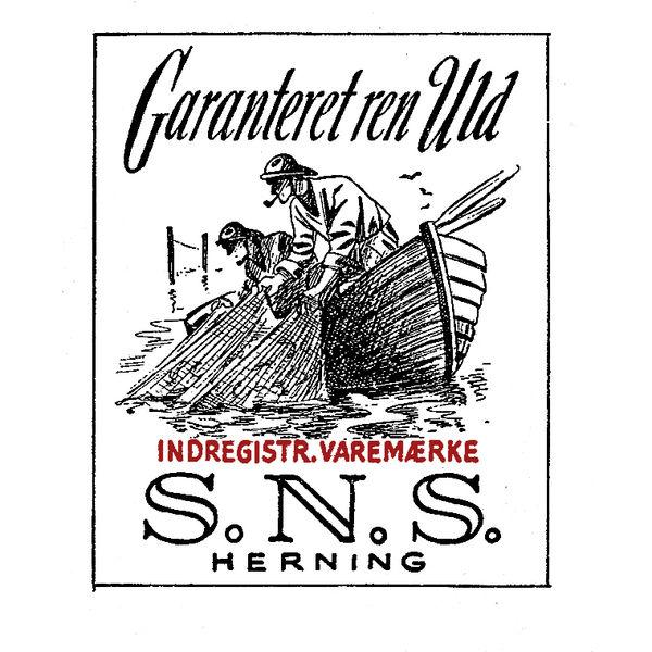 S.N.S. HERNING Logo