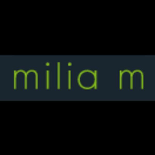 Milia M Logo