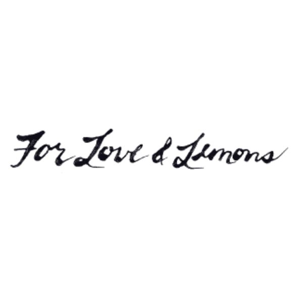 For Love & Lemons Logo