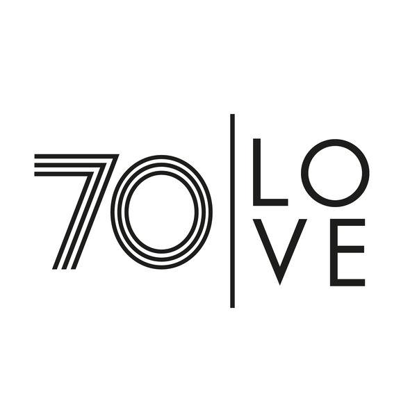 70 LOVE Logo