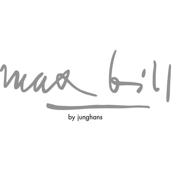 MAX BILL by JUNGHANS Logo