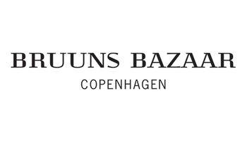 BRUUNS BAZAAR Logo