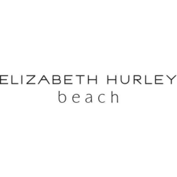 ELIZABETH HURLEY BEACH Logo