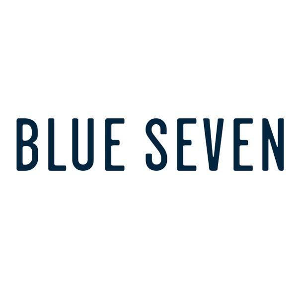 BLUE SEVEN Logo