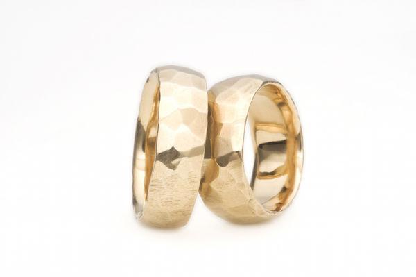 Trauringe aus 750er Gold